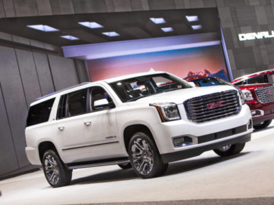 Reported faults with the 2016 GMC Yukon