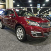 Air Conditioner Inoperative In The 2015 Chevrolet Traverse Due To Low Refrigerant Charge