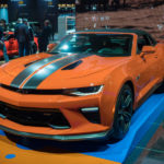 Check Engine Light Illuminated in the 2016 Chevrolet Camaro