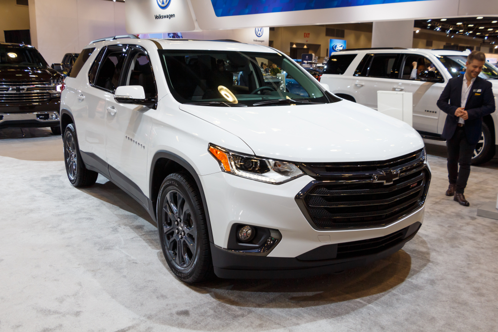Chevy Traverse Problems >> Lemon Law Advice For Your Concerns With The 2018 Chevrolet