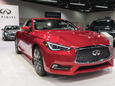 Defects With The 2019 Infiniti QX60