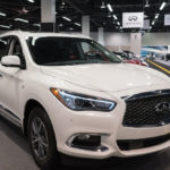 Software System Faults On The 2017 Infiniti QX30